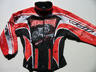 NEW WULFSPORT SPEEDWAY JACKET (ALL SIZES) RED FAN SUPPORTER WULF ACES BEES STARS