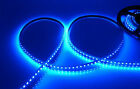 Aquarium Moon Light WaterProof LED Lighting Strip SMD 3528 300 LEDs 20/ft BLUE