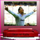 s211 Ronaldo Celebrate Sport Giant Wall Art Poster A0 picture