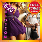 BB80 Baby Doll Dress Bridal Babydoll Nightie Slip Chemise Plus Lingerie 6-20