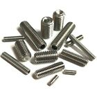 "1/4"" 5/16"" 3/8"" UNC A2 Stainless Socket Grub Screws - Allen Bolts - 5 Pack"