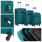 Kyпить  REISEKOFFER KOFFERSET TROLLEY KOFFER 8005-M(Boardcase)--L--XL--Set in 7 Farben на еВаy.соm