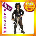 CK6 Boys Pirates of the Caribbean - Captain Jack Sparrow Prestige Child Costume