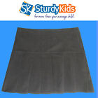 Zeco Schoolwear Fully pleated, Drop waist Skirt with Lycra - All Colours & Sizes