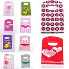 Free Shipping Wholesale 50pcs Pretty Pattern Plastic Jewelry Gift bag 152*90mm