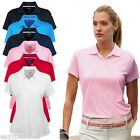 ADIDAS Golf BRAND NEW Womens S-L XL 2XL Climacool Pique Polo Sport Shirts Ladies
