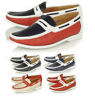 NEW MEN'S SUMMER MULTI COLOUR CASUAL / PARTY SLIP ONS SHOES IN UK SIZES 6 -11