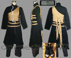 Naruto Shippuuden Gaara Cosplay Party Costume Fullset A Tailored Free Shipping