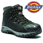 MENS DICKIES WATERPROOF WORK BOOTS MEDWAY SAFETY HIKER FD23310 SIZE 6-12 BROWN