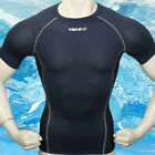 New Mens 175 COMPRESSION skin Cool shirts base layer gear Navy