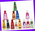 5 Bath & Body Works PocketBac Anti-Bacterial Hand Gel COOL WINTER SCENTS!!!