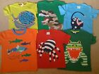 BOYS X MINI BODEN SHORT SLEEVE TOP TSHIRT 18-24 2 3 4 5 6 7 8 9 10 11 12 13 14