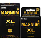 Trojan Magnum XL Extra Large Condoms - Choose Quantity