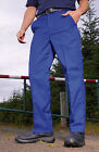 "Mens Work Trouser Sizes 28-44 Regular/31"" and Long/34"" Leg. Tough durable fabric"