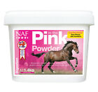 Naf Pink Powder Feed Supplement for Horse / Pony Help with Digestion 3 sizes