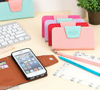 Ardium Pastel Phone Case for iPhone 5 Diary Flip Cover Card Money Wallet Pouch