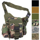 Tactical Hipster Bag Sling One Strap Army Camo Shoulder Pack Crossbody Travel