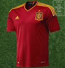 Brand New With Tags - Official Adidas Spain Home Shirt - All Sizes - RRP £65