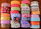 Washi Tape floral flower 10m Roll Decorative Sticky Paper Masking Tape Adhesive