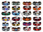 NFL Official Leather Football Bracelet All Teams And Colors BR04113 $10.29 USD on eBay