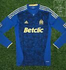 BNWT Adidas Marseille Away Shirt - Player Issue Techfit Powerweb