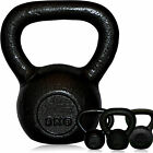 TurnerMax Iron Kettlebell Fitness Dumbbell Weight Training Gym Exercise MMA