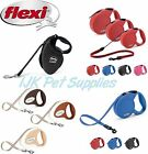 Flexi Retractable Dog Puppy Lead - Classic, Compact, Long, Giant S M L XL