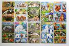Wild Animals Stickers  4x6'' (10x15cm)