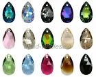 Fashion Crystal Water-Drop Shaped Charms Pendant for Jewelry Necklace Making