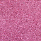 Exton Pink Quality Twist Carpet 4m Wide Lounge Bedroom Stairs Cheap Any Size