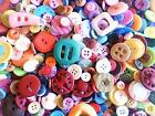 Mixed Buttons Available in Bags of 50g, 100g, 300g, 500g or 1KG Assorted Sizes