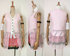 Final Fantasy XIII FF13 Serah Farron Cosplay Costume Tailored Free Shipping New