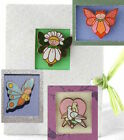Card & Tac Pin, Planet Studios Sweet Little Things - Butterfly Baby Daisy Doves