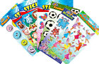 Kids Stickers, Rewards/Crafts, Football, Animals, Farm etc Party Bag Fillers