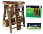 ROSEWOOD PET PRODUCTS BOREDOM BREAKER ACTIVITY ASSAULT COURSE hamster mice 38925