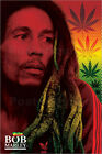 "Poster ""Bob Marley - Dreads"""