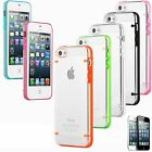 TPU Rubber Gel Skin Hard Case Cover for Apple iPhone 5 5G
