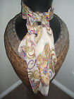 Floral All Year Round Womens Scarves