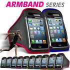 Armband Pouch Adjustable Sports Arm Strap Case Cover Jogging Gym Running Work