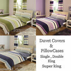Duvet Cover & Pillow Cases Quilt Cover Bedding Set Single Double King Super King