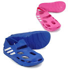 Kids New Performance Varisol Adidas Slip On Casual Sandals Shoes Size Uk 10-2