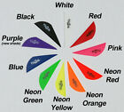 12 36 50 or 100 Pack Bohning Blazer Vanes Arrow Fletching Color Choice