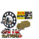 KART 112 Link DID 219 Chain and 219 Talon Premium Sprocket Offer FREE POSTAGE