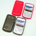 TPU GEL SOFT BACK COVER CASE FOR BLACKBERRY BOLD 9700 9780 CIRCLE