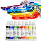 ACRYLIC PAINTS COLOURS NAIL ART KIT 3D ARTIST PAINTING POLISH IMPRESSIONIST OIL
