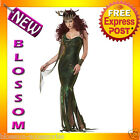 C754 Serpentine Goddess Medusa Greek Mythology Halloween Fancy Dress Costume