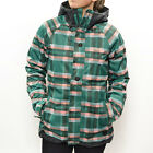 O'Neill Women's Peridot  Snow Jacket - AW12: Green AOP
