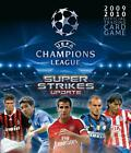 Champions League 2009-10 Super Strikes Update STAR PLAYER Choose Your Card