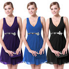 Ever Pretty Sexy Hot Womens Mini Cocktail Party Bridemaid Dress 03728 Sz 06-18