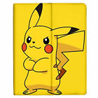 New Cute Pikachu Pokemon Yellow Apple iPad 3 iPad 4 Cover Flip Case 7 Hot Design